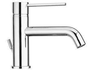Aviolo-211-LBL - Chrome-Waschbecken-Aufsatzarmatur