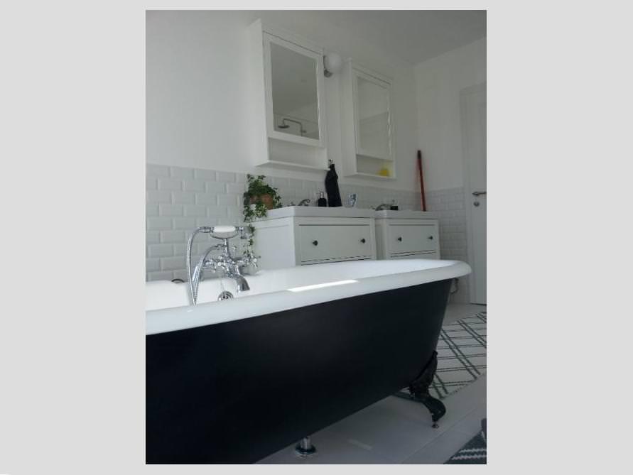 Bäder-Idee mit der freistehenden Badewanne Bradford