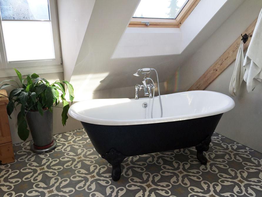 b der idee bristol freistehenden badewanne einrichtungsidee nostalgie badewanne. Black Bedroom Furniture Sets. Home Design Ideas