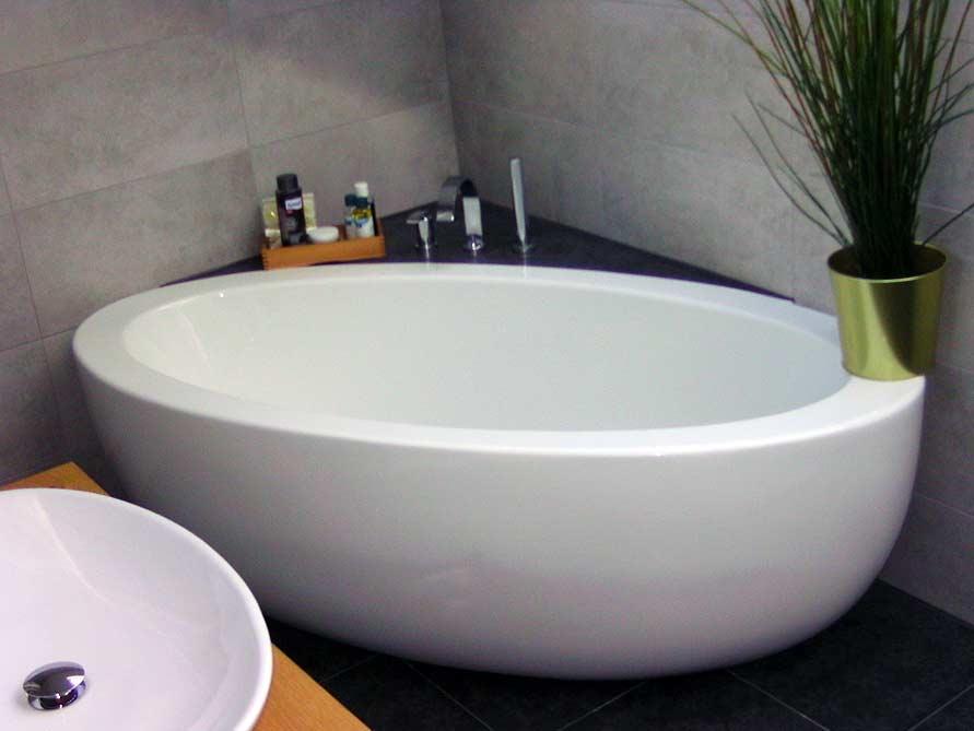 Bader Ideen Mit Freistehende Badewanne Cartagena Grande Aus Acryl