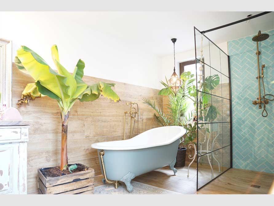 Bäder-Ideen mit der freistehenden Badewanne Liverpool Big
