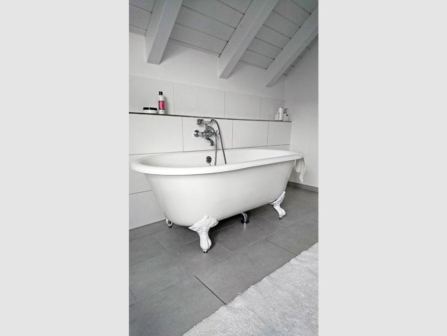 Bäder-Idee mit der freistehenden Badewanne Manchester