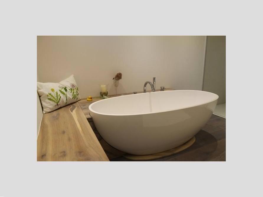 B der idee piemont freistehenden badewanne ablage - Ablage badewanne ...