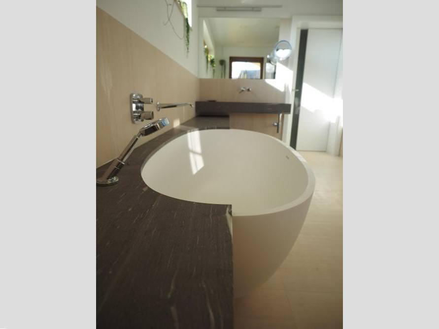 b der idee piemont medio freistehenden badewanne ablage l sung. Black Bedroom Furniture Sets. Home Design Ideas