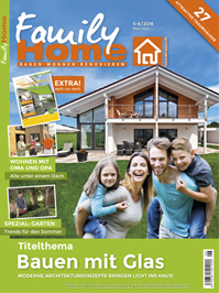 Family Home - Cover