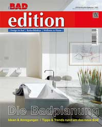 Das Bad - Edition Badplanung Cover