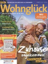 Wohnglück Cover