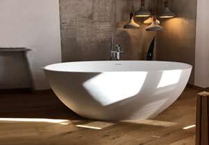freistehende Badewanne Piemont