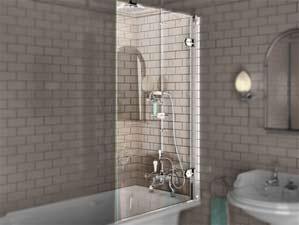 glas-duschtrennwand